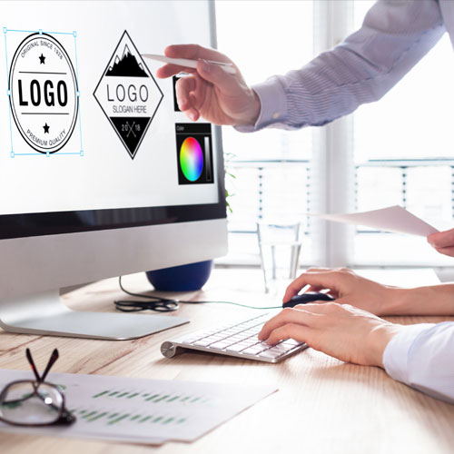 Création de logo personnalisé